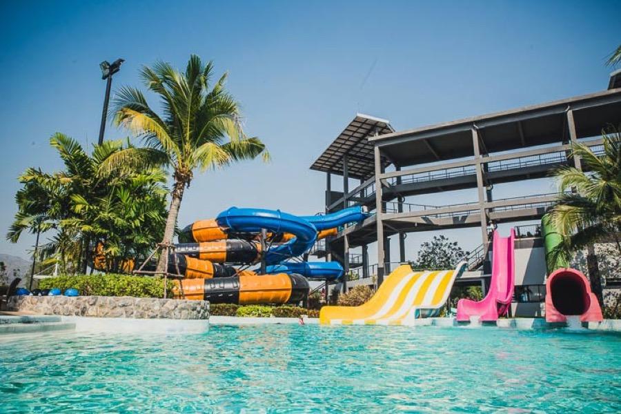 Slides and slides!