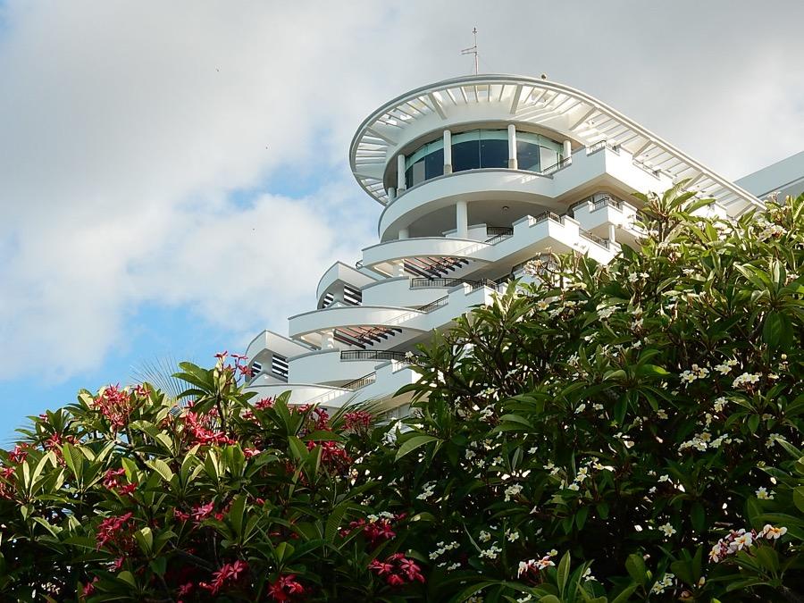 Balconies of Hilton Hua Hin