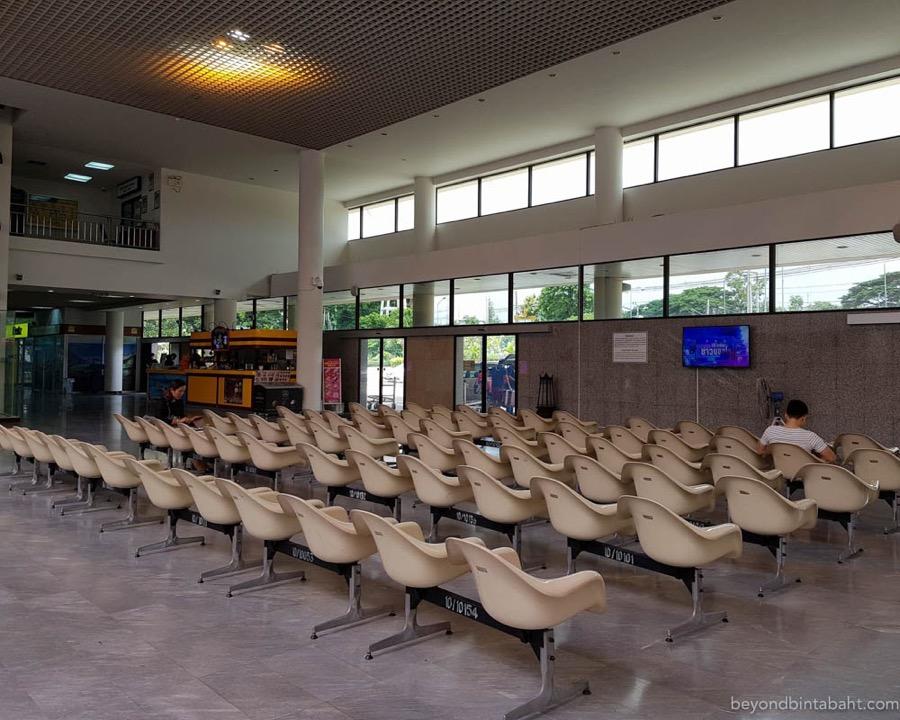 Hua Hin Airport Arrival Hall