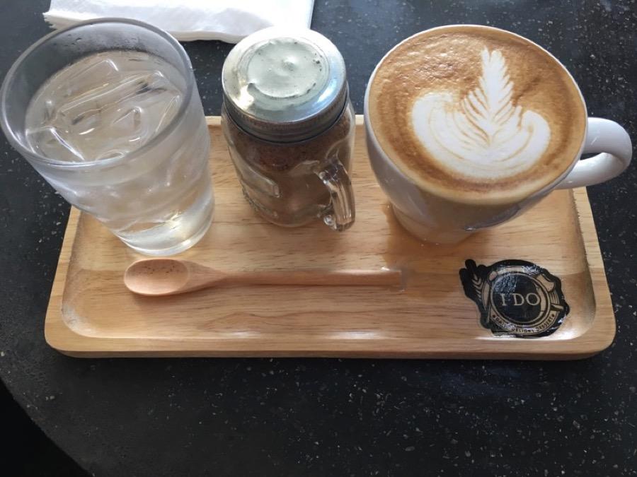 Coffee, i do cafe, Hua Hin, Thailand