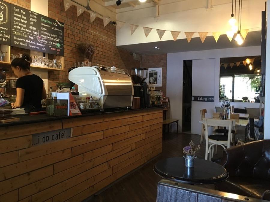 i do café, Hua Hin, Thailand