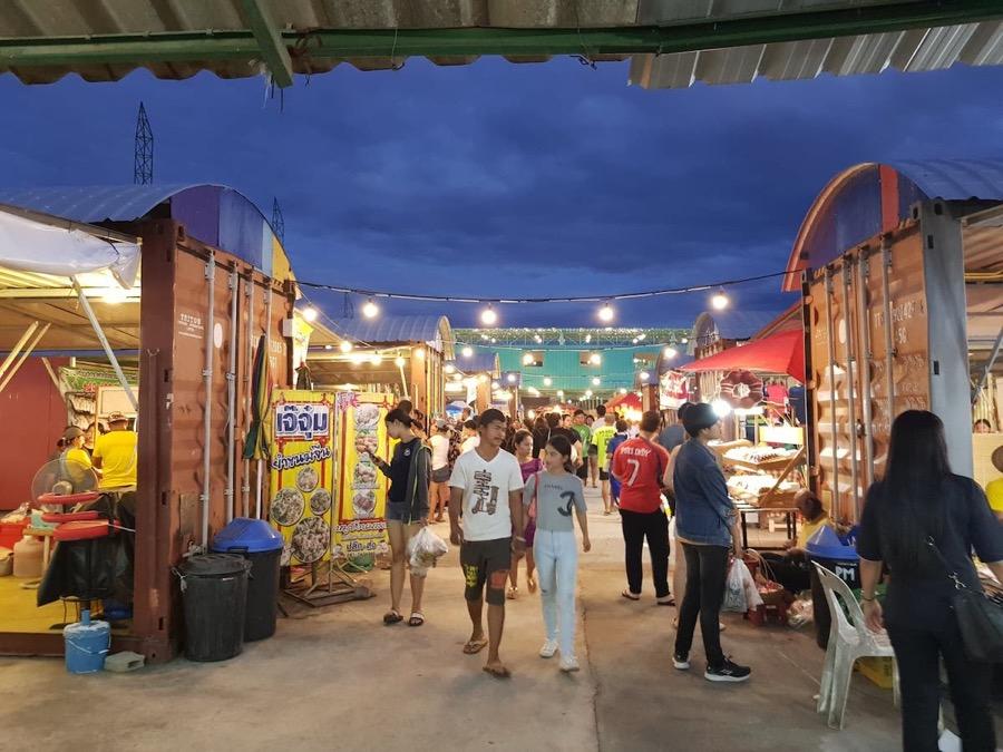 Pae Mai Night Market, Hua Hin, Thailand