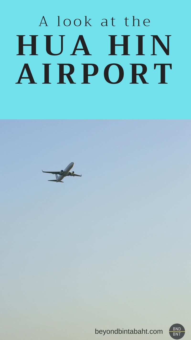 Hua Hin Airport Pin