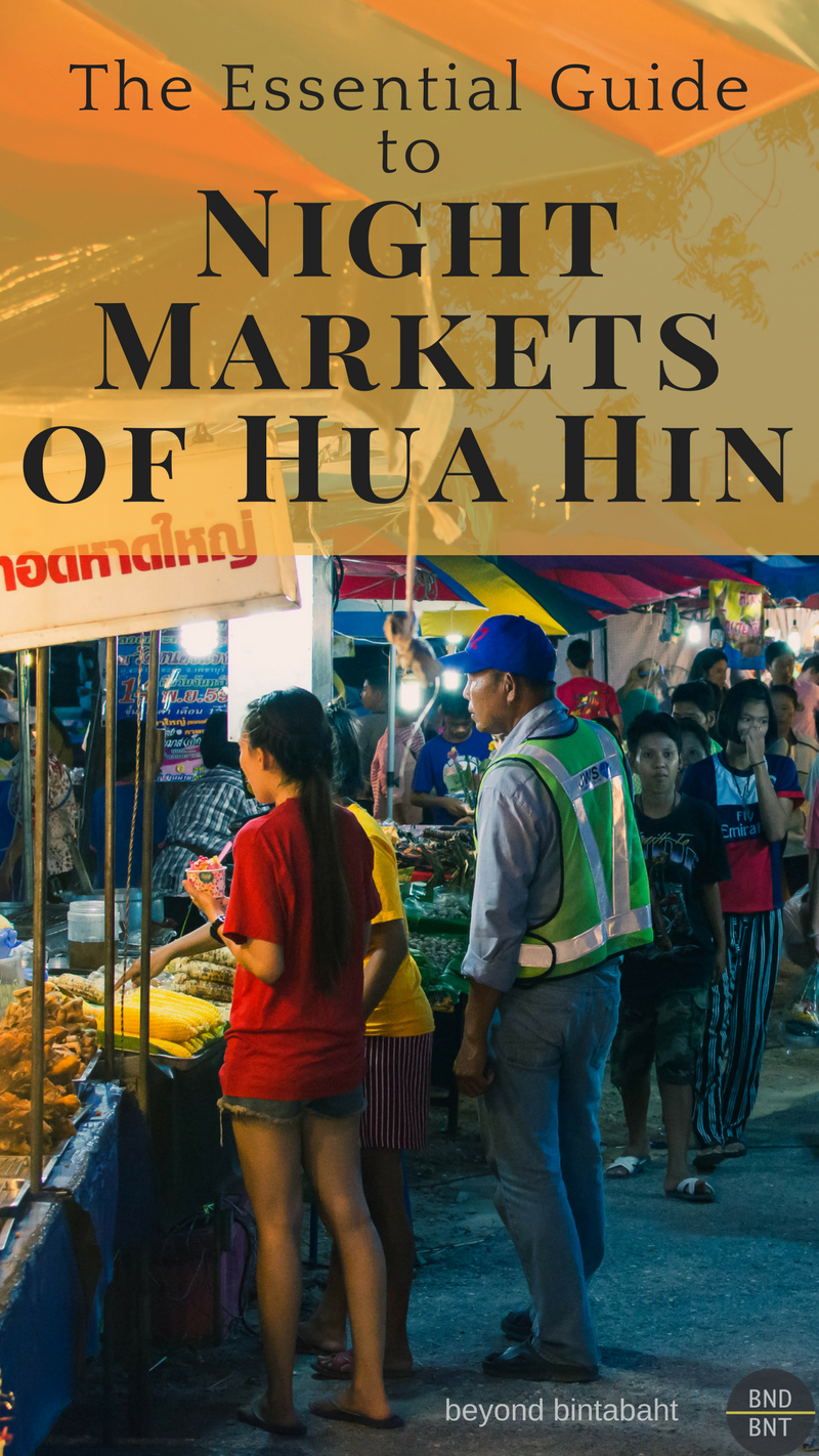 Night-time shopping is best done in the popular night markets. Hua Hin Night Market is the first of its kind in Thailand, and there's many more to choose from. Read to learn all about the most popular ones, on and off the beaten path.