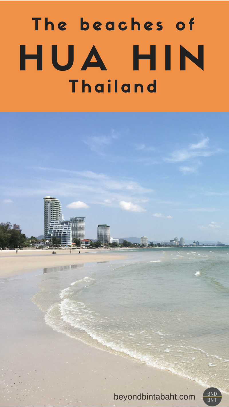 Hua Hin is Thailand's classic beach resort. But does it live up to the expectations? This post goes into detail and teaches you the best spots for sun worship in this cozy little beach town.
