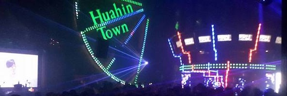 Nightlife in Hua Hin
