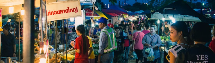 Guide to The Many Night Markets of Hua Hin