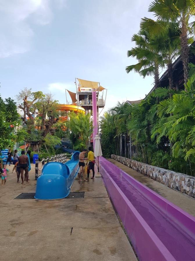 Slides at Vana Nava Hua Hin