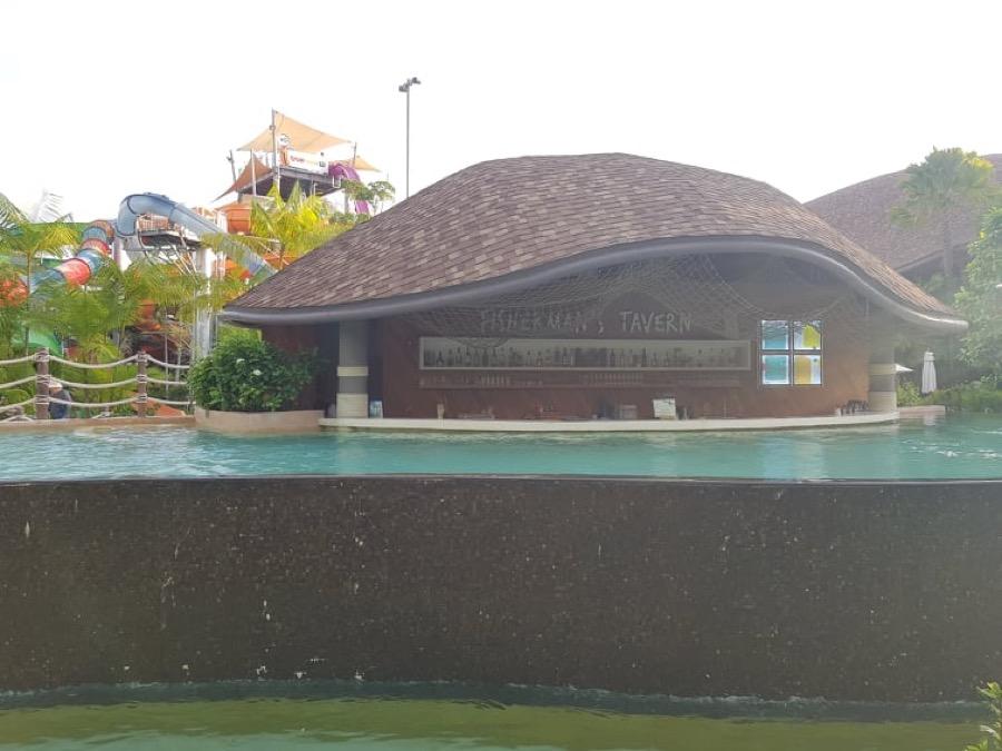 Pool bar at Vana Nava Hua Hin