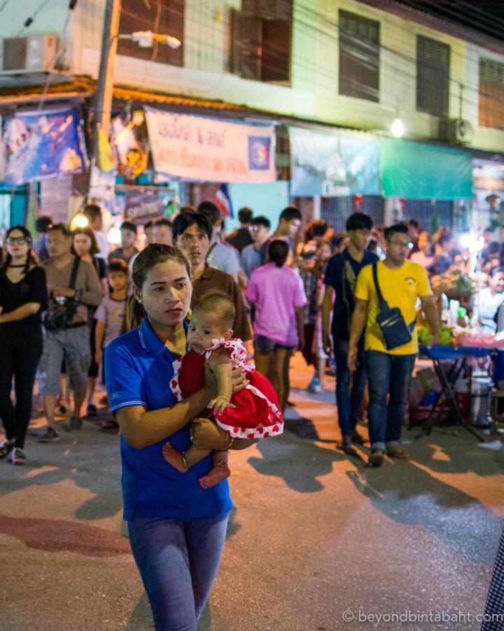 Pranburi Night Market